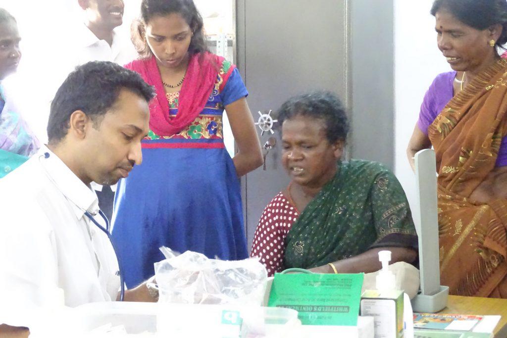 2014 Dr Robin in Mevalur