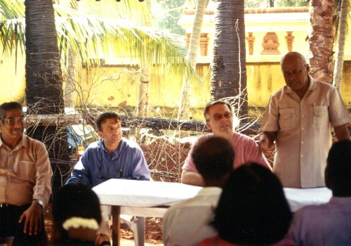 1995 création PDM Py Nallam, DB, consul et Ramalingam