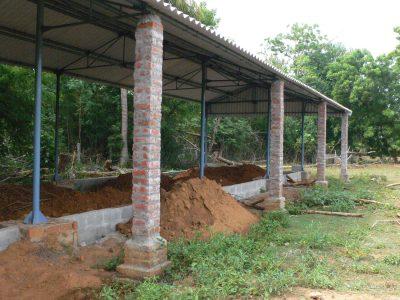 construction du bâtiment avec ceyrac trust 2004